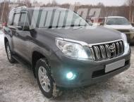 ГБО на Toyota Land Cruiser Prado - Общий вид