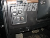 ГБО на Toyota Land Cruiser Prado -